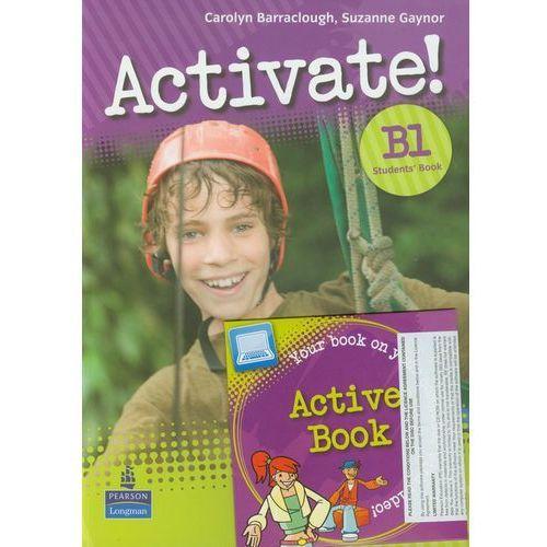 Książki do nauki języka, Activate B1 Student`s Book (opr. miękka)