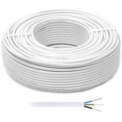Kabel zasilający OMY 3 x 1,5 mm okrągły