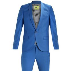 Noose & Monkey ELLROY Garnitur royal blue