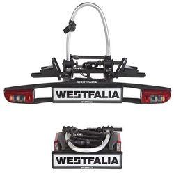 Bagażnik rowerowy 2R na hak holowniczy Westfalia BC60 13 PIN