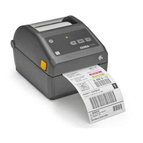 Drukarki termiczne i etykiet, Biurkowa drukarka etykiet Zebra ZD420d