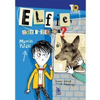 Książki dla dzieci, Elfie, gdzie jesteś? (opr. twarda)