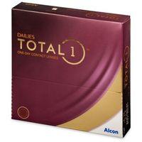 Soczewki kontaktowe, DAILIES Total 1 - 90 sztuk