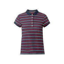 ESMARA® Koszulka polo damska z bawełny, 1 sztuka