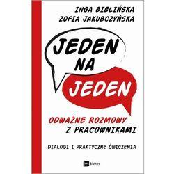 Jeden na jeden odważne rozmowy z pracownikami - Inga Bielińska - ebook