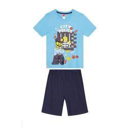 Piżama chłopięca Lego City 1W36B9 Oferta ważna tylko do 2022-07-19
