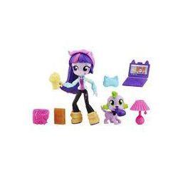 Mini lalki z akcesoriami Equestria Girls My Little Pony (Twilight Sparkle)