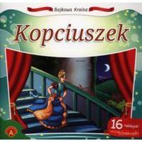 Książki dla dzieci, Bajkowa kraina Kopciuszek (opr. miękka)