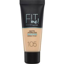 Maybelline Fit Me! Matte and Poreless Foundation - 105 Natural Ivory