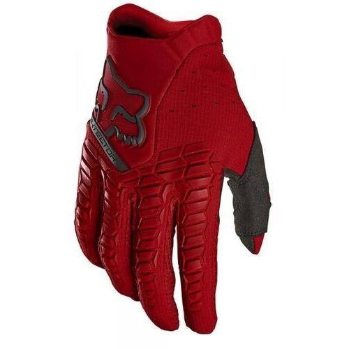 Rękawice motocyklowe, Fox rękawice off-road pawtector red
