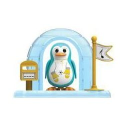 DigiPenguins Peyton Zestaw z igloo