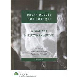 Encyklopedia politologii tom 5 Stosunki międzynarodowe (opr. twarda)