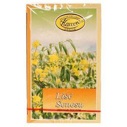 Zioł.fix Liść Senesu zioła do zaparzania w saszetkach 1,2 g 30 toreb.