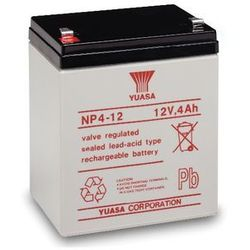 Akumulator YUASA NP4-12 kwasowo-ołowiowy