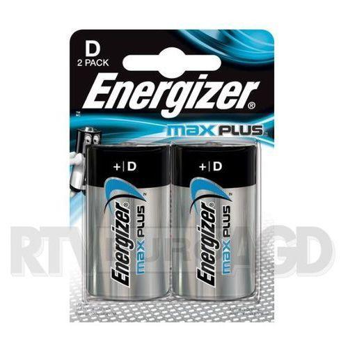 Baterie, Energizer LR20 Max Plus (2 szt.)