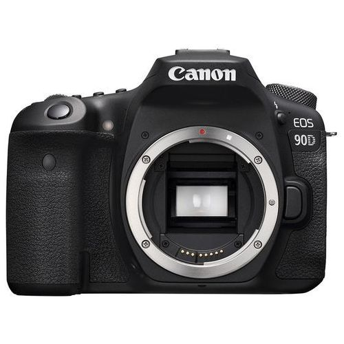 Lustrzanki cyfrowe, Canon EOS 90D