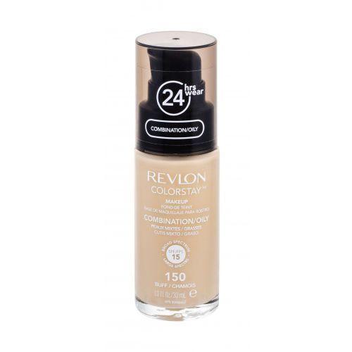 Podkłady i fluidy, Revlon Colorstay Combination Oily Skin SPF15 podkład 30 ml dla kobiet 150 Buff Chamois