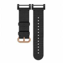Pasek Suunto Essential Copper Black Leather Strap Komplet