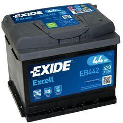 Akumulator Exide Excell 44Ah 420A EN PRAWY PLUS