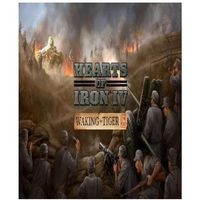 Gry PC, Hearts of Iron 4 Waking the Tiger (PC)