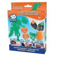 Kreatywne dla dzieci, Epee 3D Magic Fabryka 3D Zestaw Tematyczny Dinozaur 02616