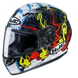 Hjc kask integralny cs-15 navarro 9 bl/wh/red/yell