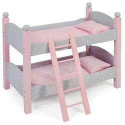 Bayer Chic łóżeczko piętrowe dla lalek drewniane