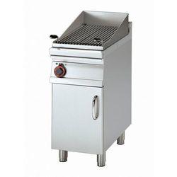 Grill wolnostojący wodny elektryczny | 380x520mm | 6000W | 400x700x(H)900mm