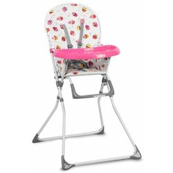 Krzesełko do karmienia ze stolikiem Ricokids FANDO babeczki