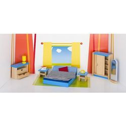 Mebelki do sypialni z lustrem, 14 elementów