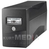 Zasilacze UPS, Zasilacz UPS ORVALDI 600 sinus LCD