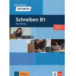 Deutsch Intensiv Schreiben B1 Das Training - Christian Seiffert (opr. miękka)