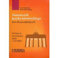 Książki do nauki języka, Samouczek języka niemieckiego + MP3 (opr. miękka)