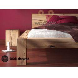 Łóżko dębowe Syringa 04 140x200