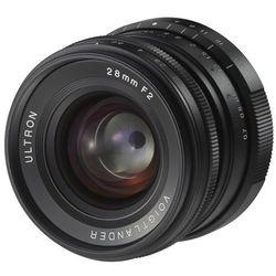 Voigtlander 28mm F/2.0 ULTRON VM (LEICA M) - produkt w magazynie - szybka wysyłka!
