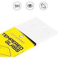 Folie ochronne do smartfonów, iPhone XR | Szkło Hartowane 5D Cały Ekran | Klejone po całości
