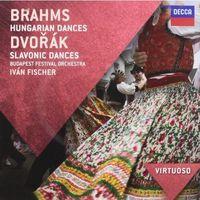 Pozostała muzyka poważna, Ivan Fischer - BRAHMS:HUNGARIAN DANCES (VIRTUOSO)