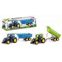 Traktory dla dzieci, Traktor MEGA CREATIVE Moje ranczo B/O PL 72 cm 388189 + DARMOWY TRANSPORT!