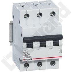 Legrand RX3 Wyłącznik nadprądowy 3P B20 419170