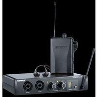 Pozostały sprzęt estradowy, Shure PSM 200 P2TR112 bezprzewodowy system monitorowy ze słuchawkami SE112 Płacąc przelewem przesyłka gratis!