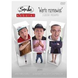Warto Rozmawiać (DVD) - Kabaret Smile DARMOWA DOSTAWA KIOSK RUCHU
