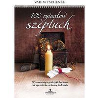 Senniki, wróżby, numerologia i horoskopy, 100 rytuałów szeptuch (opr. broszurowa)