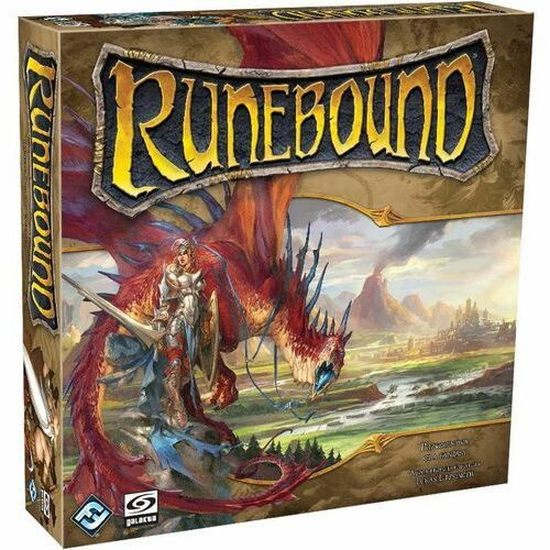 Gry karciane, Gra Runebound III Edycja