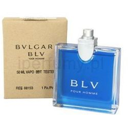 Bvlgari BLV pour homme tester 100 ml woda toaletowa