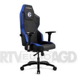 Quersus G700/SCHALKE (czarno-niebieski)