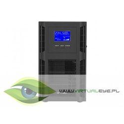 ARMAC Zasilacz UPS On-Line 3000va LCD 8XIEC 230v metalowa obudowa