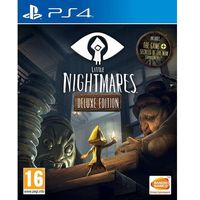 Gry PS4, Little Nightmares (PS4)