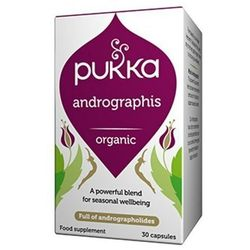 Andrographis (30 kaps.) Pukka
