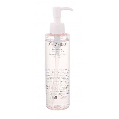Toniki do twarzy, Shiseido Refreshing Cleansing Water toniki 180 ml dla kobiet