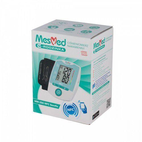 Ciśnieniomierze, MesMed MM-250 Semfio